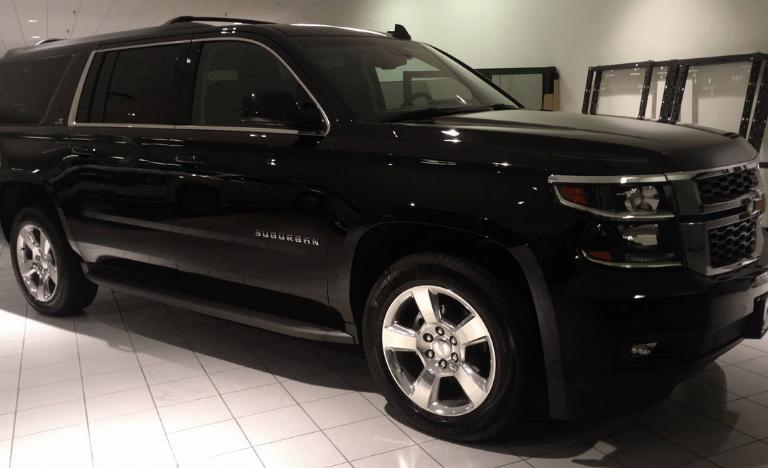 Chevrolet Suburban Full Size SUV