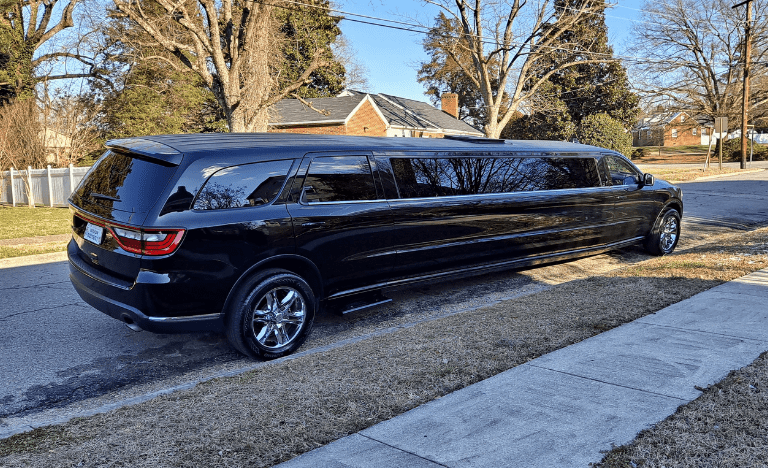 2020 Dodge Durango Limousine