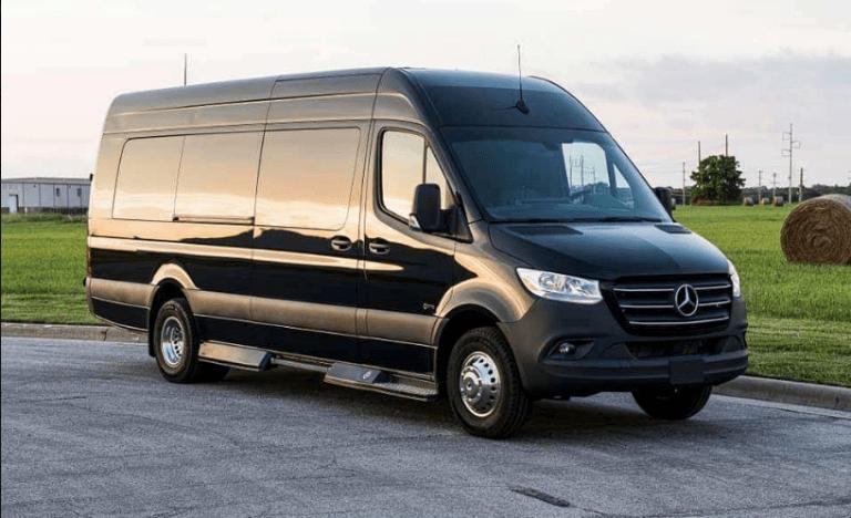 Mercedes Sprinter VIP Party Bus