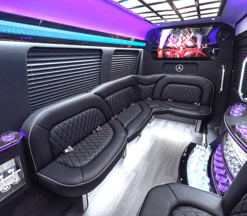 Mercedes Sprinter Party Bus
