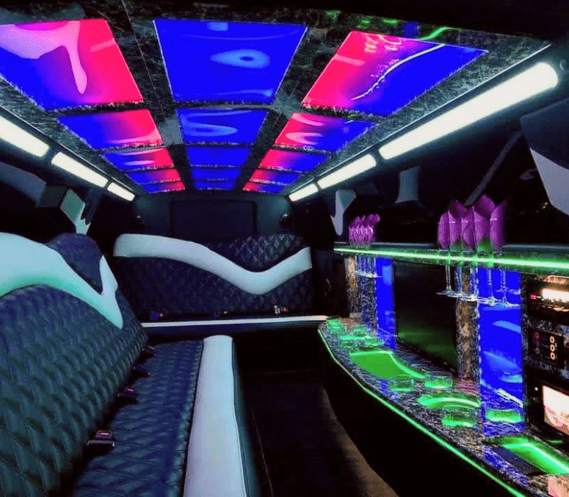 SUV Limo