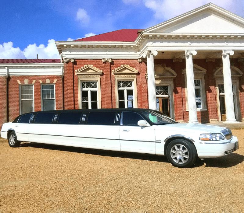 12 Passenger Lincoln Limo